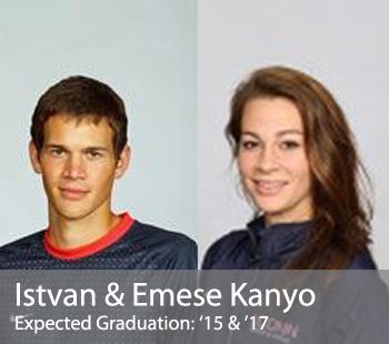 Istvan & Emese Kanyo