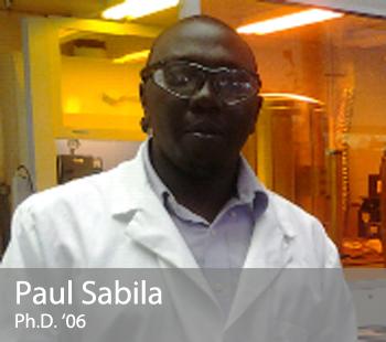 Paul Sabila
