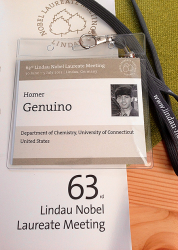 Nobel Laureate Meeting