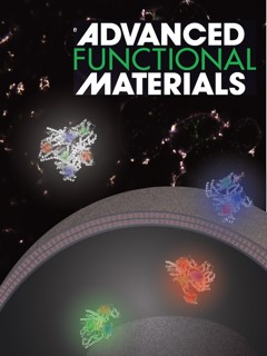 Cover of Advanced Functional Materials