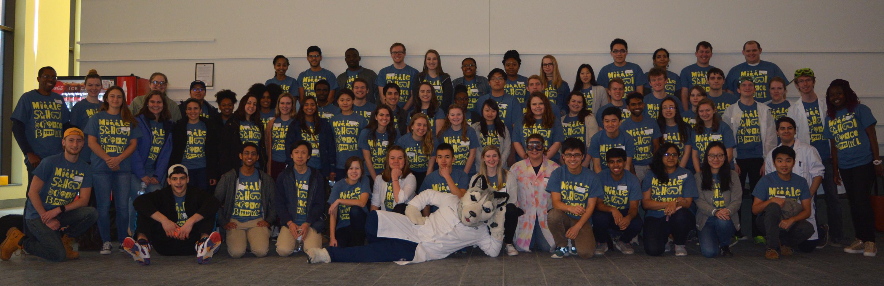 2018 Science Bowl Volunteers