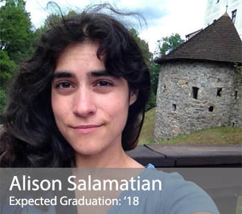 Alison Salamatian