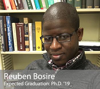 Reuben Bosire