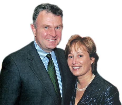 John Krenicki & Donna Samson Krenicki