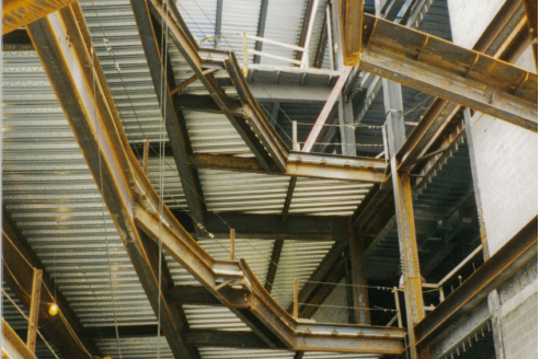 atrium construction