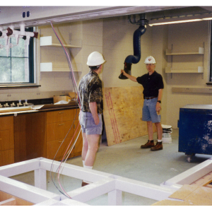 lab construction