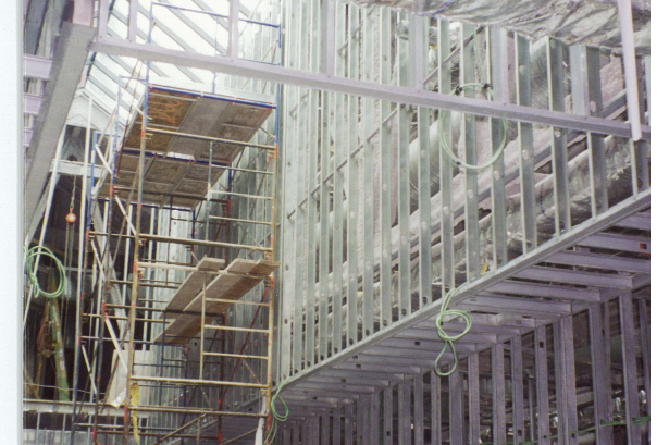 interior construction
