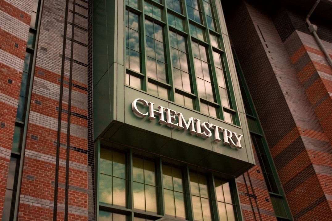 Chemistry Building Main Entrance