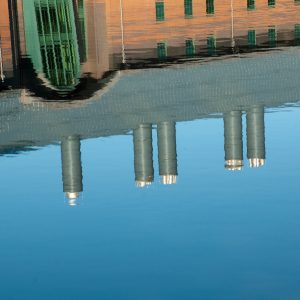 Chemistry Building reflection