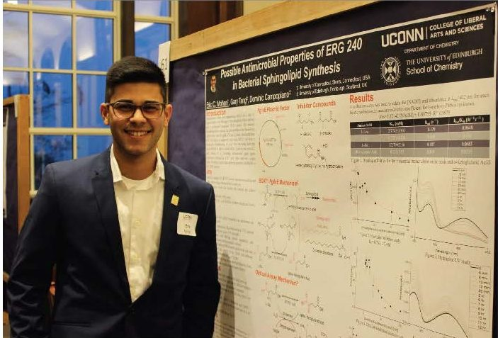 Eric Mohan-Frontier Poster Session